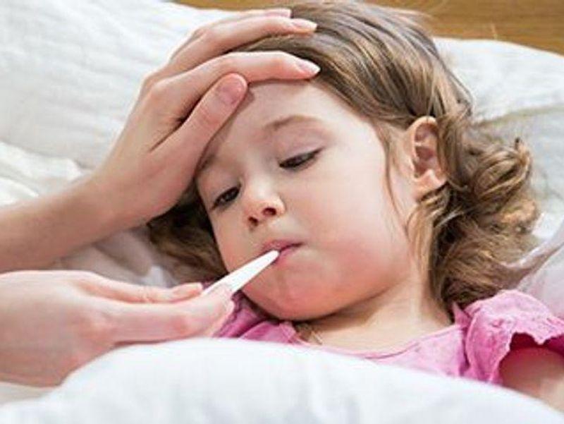 Social Distancing Kept Kids From Getting Flu, RSV