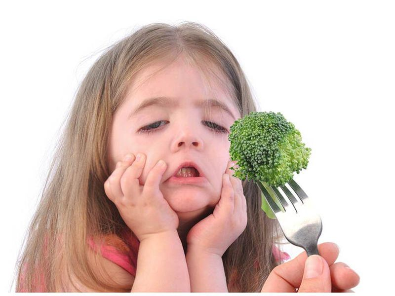 News Picture: Could Your Genes Be to Blame for Your Kid's Aversion to Broccoli?