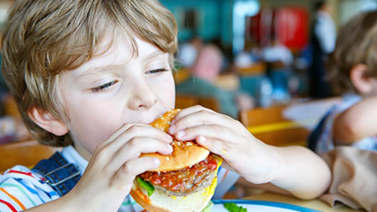 1 in 5 Kids Eating More Fast Food During the Pandemic: Poll Results
