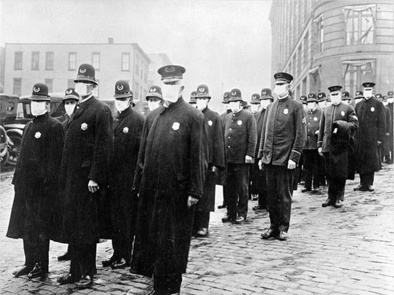 COVID Has Killed More Americans Than the Spanish Flu Did in 1918