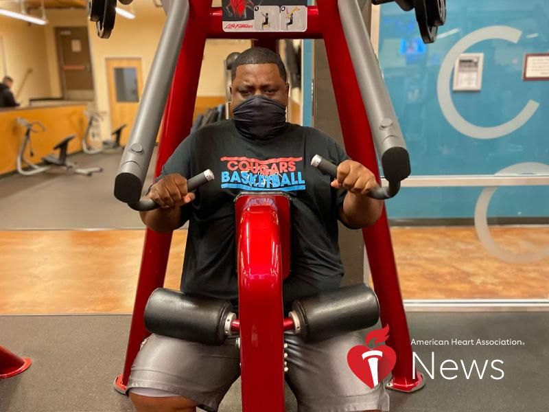 News Picture: AHA News: A Day Before His Cardiologist Appointment, 41-Year-Old Had a Stroke