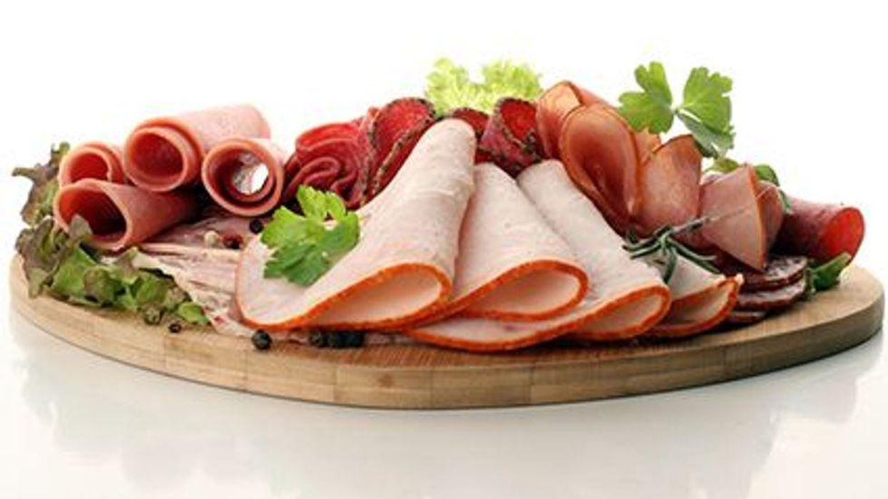 cured meat