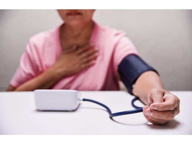 News Picture: Older Women, Younger Men Struggle More to Control High Blood Pressure