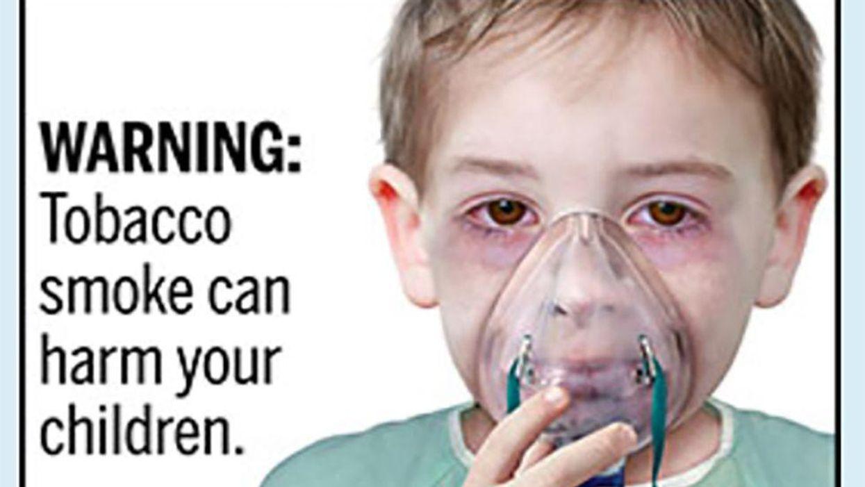 FDA smoking warning