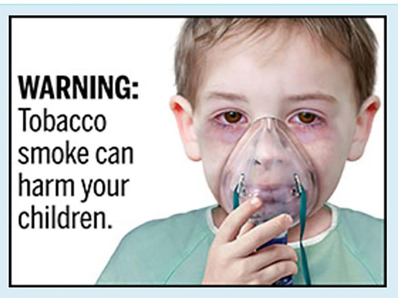 News Picture: Delay in Graphic Warning Labels on Cigarettes Cost Lives: Study