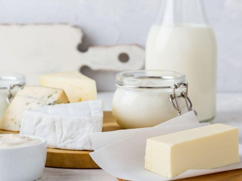 Dairy Foods May Be Good for You After All