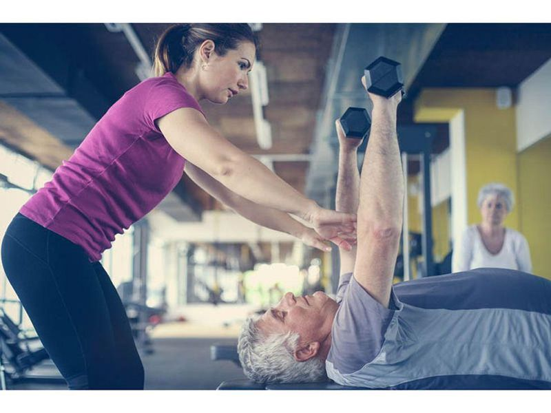 Strength Training Is No Slouch for Shedding Pounds