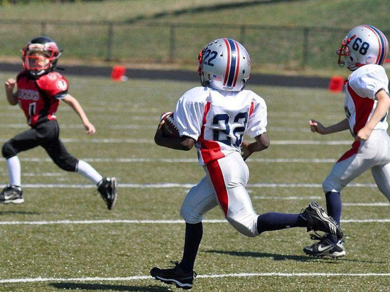 For Boys, Sports Key to Mental Health