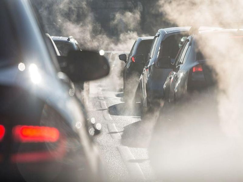 News Picture: Air Pollution Linked to 6 Million Premature Births in 1 Year