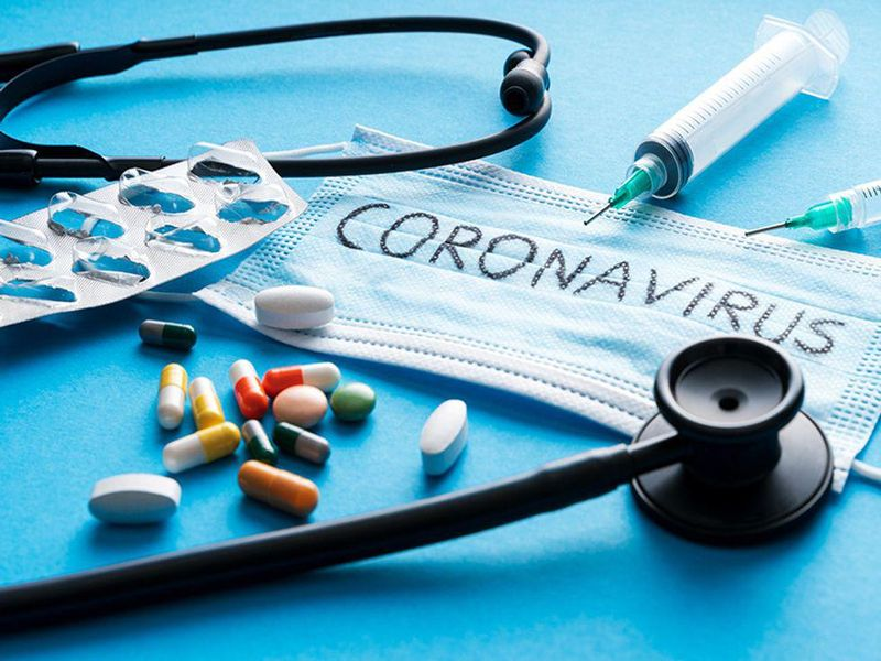 FDA Approval Sought for First COVID Antiviral Pill