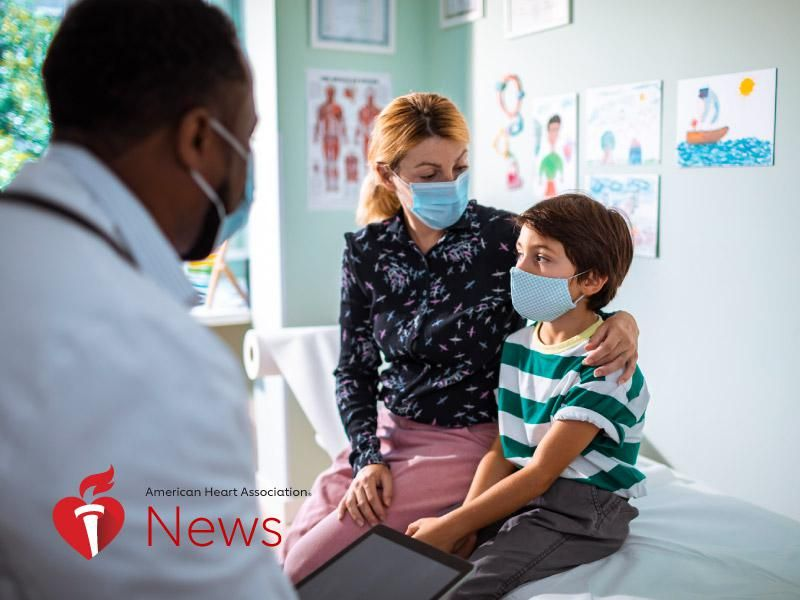 News Picture: AHA News: A Guide For What Doctors and Parents Can Do As Kawasaki Disease Kids Grow Up
