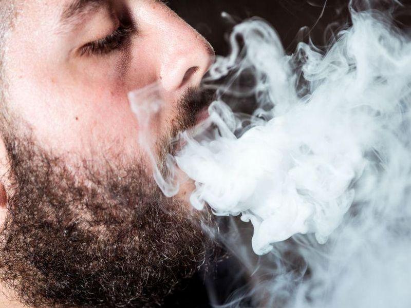 News Picture: FDA Authorizes First E-Cigarette