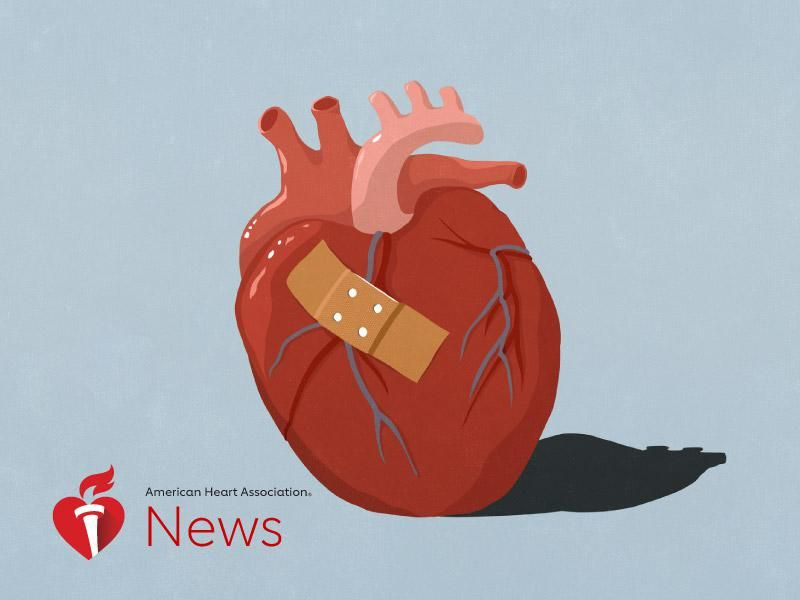 News Picture: AHA News: Broken Heart Syndrome Is on the Rise, Especially Among Older Women