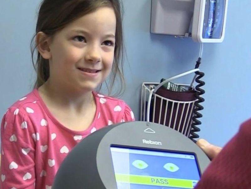 New Device Might Spot 'Lazy Eye' in Kids Earlier