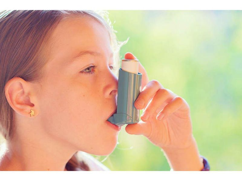 A High-Tech Pointer to Pollutants That Trigger Asthma in Kids