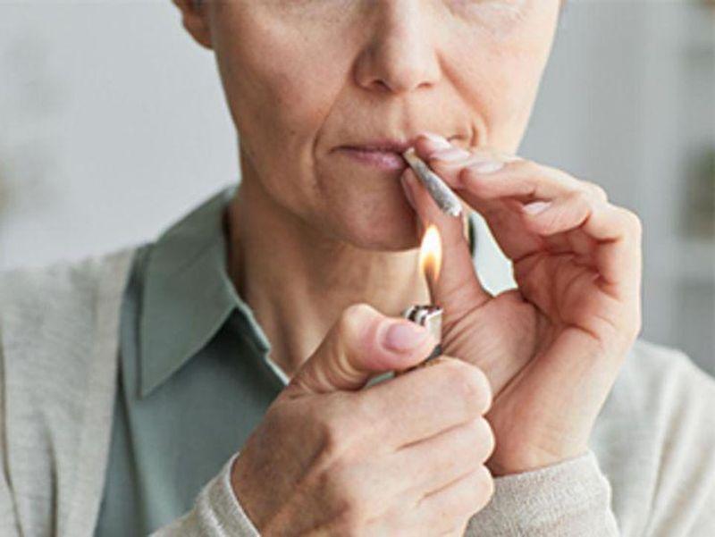 Scientists Develop Quick Test for Marijuana Use