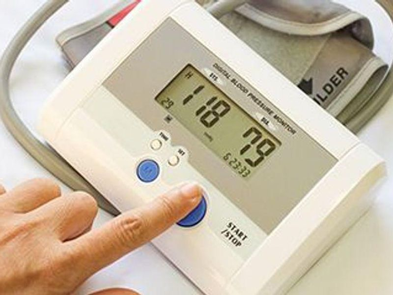 Many Older Americans Who Should Be Checking Blood Pressure at Home Aren't: Poll