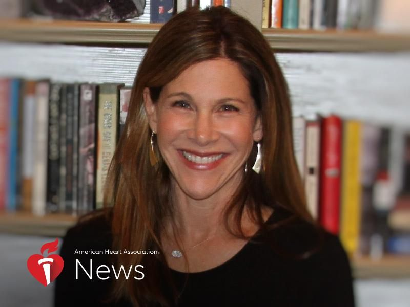 AHA News: Her Heart Stopped While Training for the 2011 Chicago Marathon. She's Running It This Weekend.