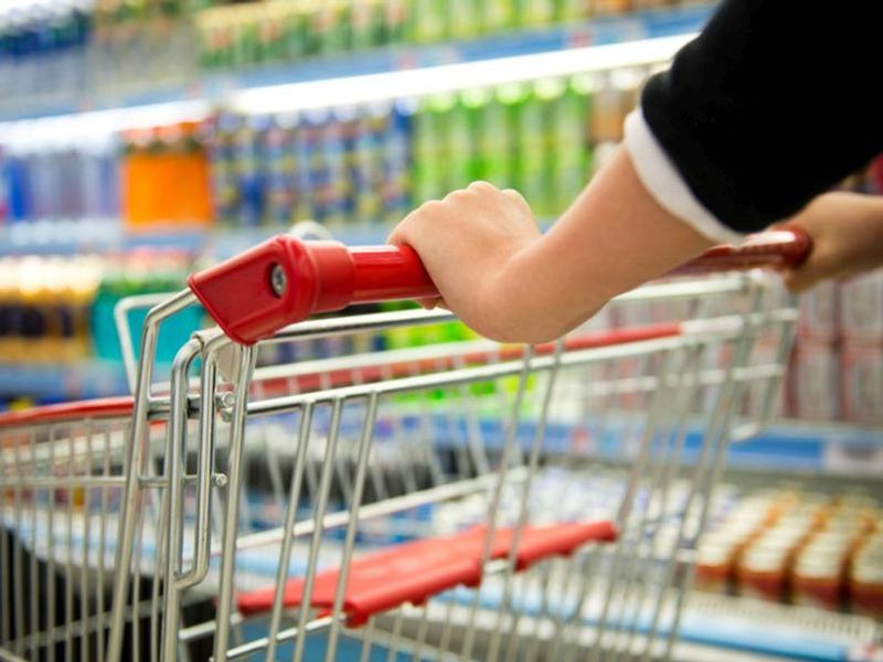 News Picture: Risk of COVID from Grocery Store Surfaces Very Low: Study