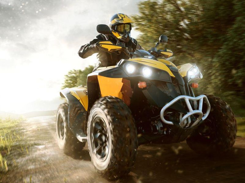Helmets Can Saves Lives in ATV, Dirt Bike Crashes