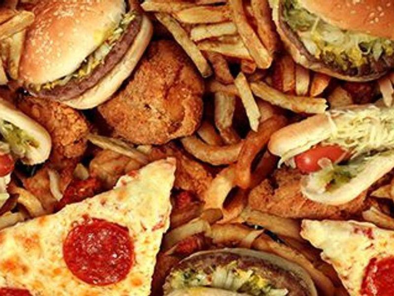 Would You Like Phthalates With That? Fast Food Contains Industrial Chemicals: Report