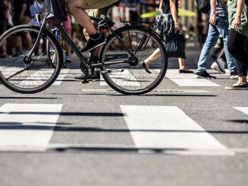 Injuries From Bikes, Guns Rose During Lockdowns