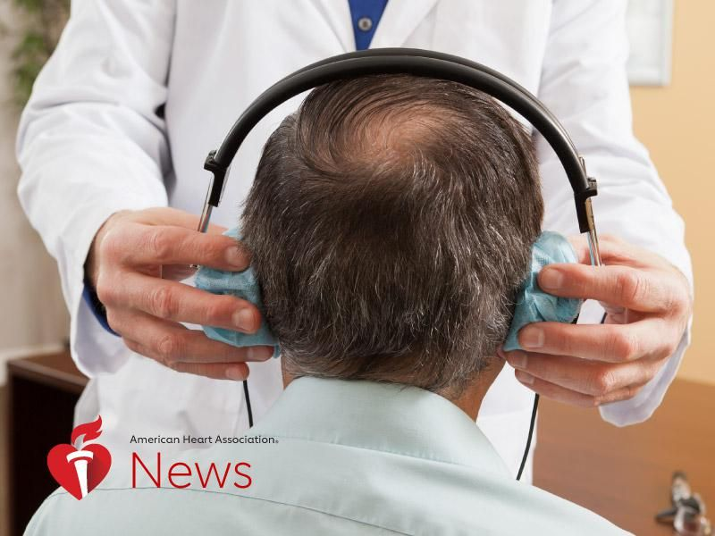 AHA News: Hearing Loss and the Link to Dementia