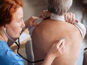 La radiación de alta dosis dirigida ayuda a luchar contra el cáncer de pulmón avanzado