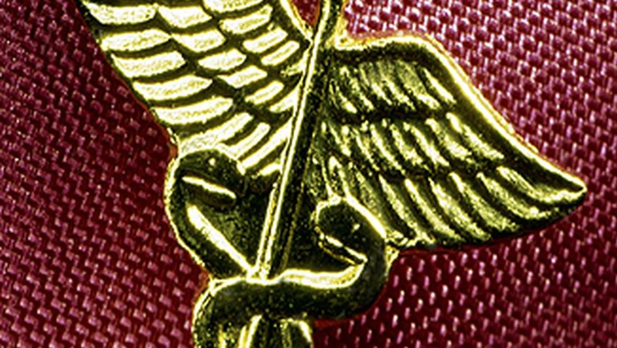 medical insignia