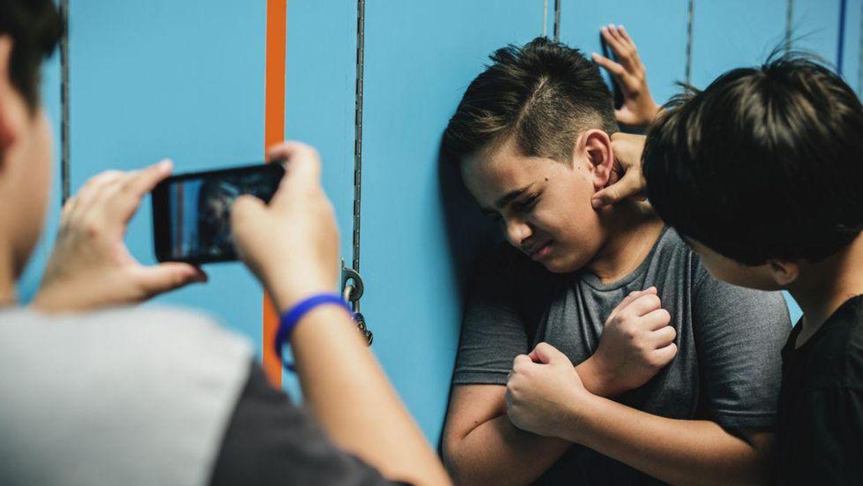 bully bullied bullying