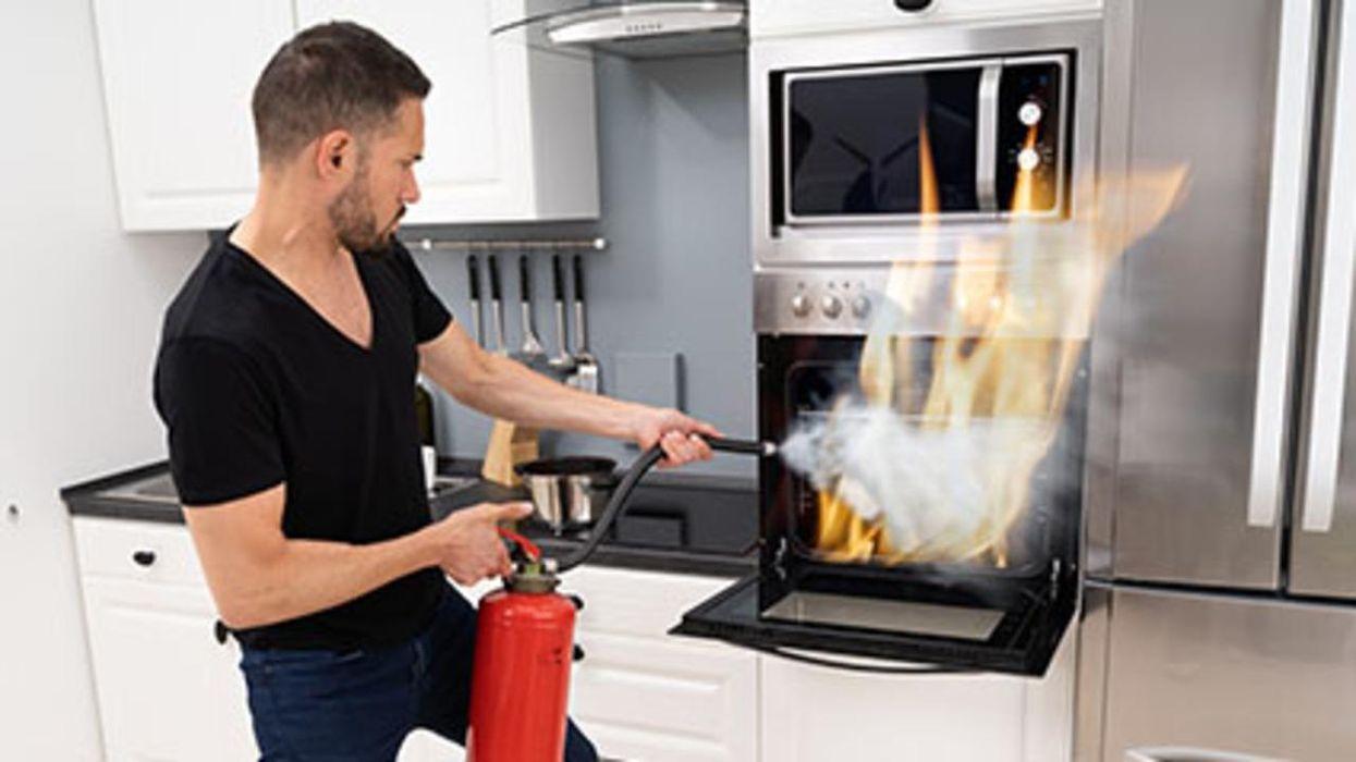 Seguridad contra incendios en el hogar