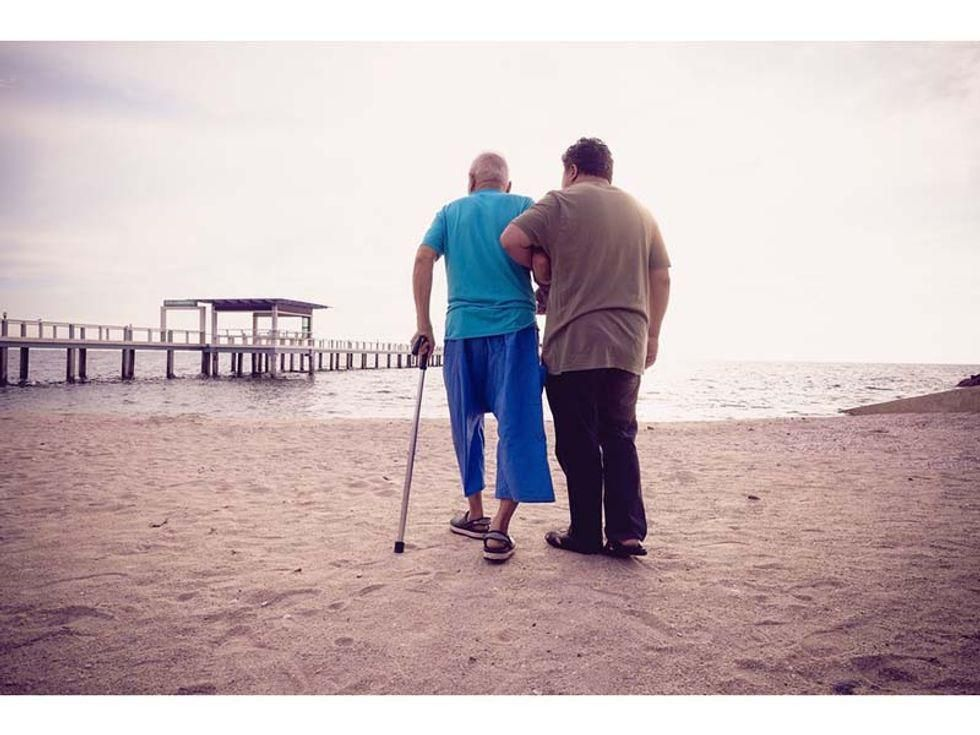 News Picture: Special 'Strategies' Can Help People With Parkinson's Walk, But Many Patients Unaware