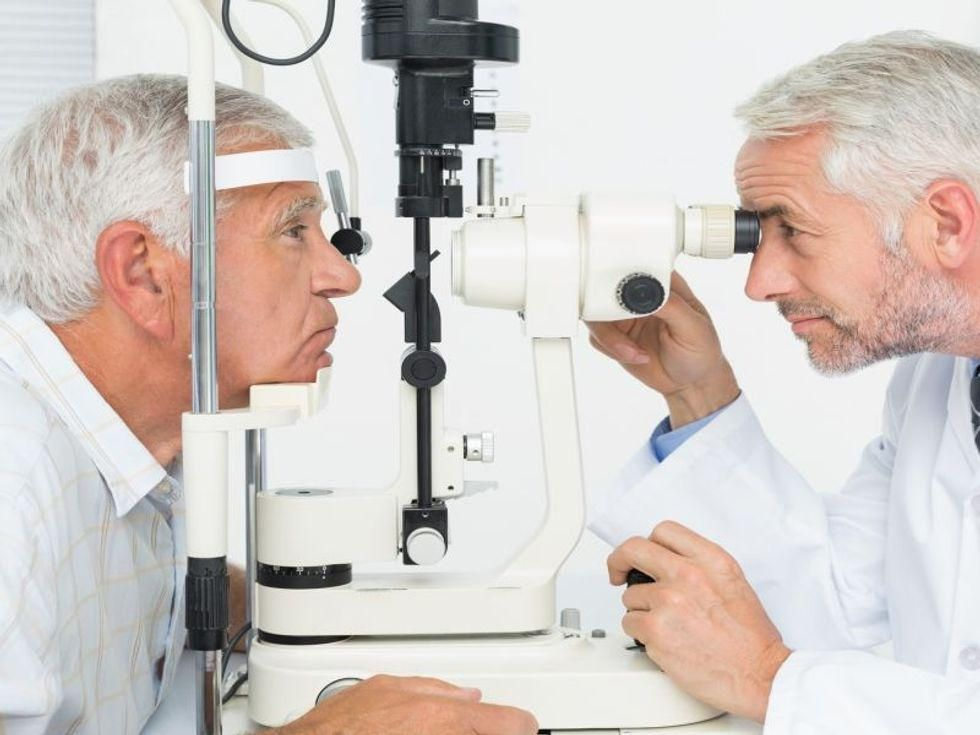 News Picture: Common Eye Conditions Tied to Higher Risk for Dementia