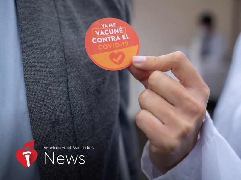 AHA News: For Many Hispanic People, Vaccination Worries Are a Matter of Trust