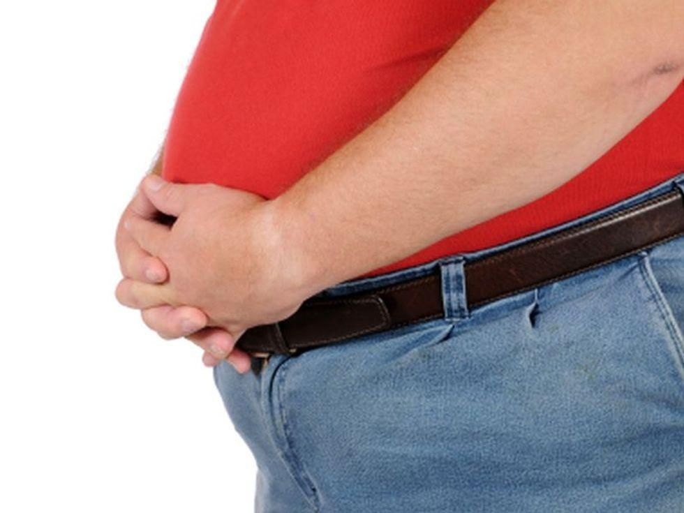 35% or More Now Obese in Many Parts of U.S.
