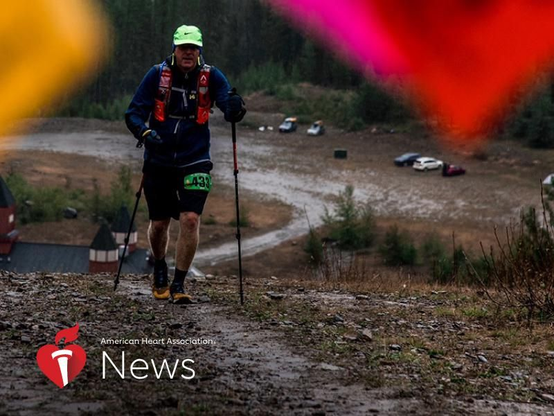 News Picture: AHA News: Physical Activity Is Helpful After a Stroke, But How Much Is Healthy?