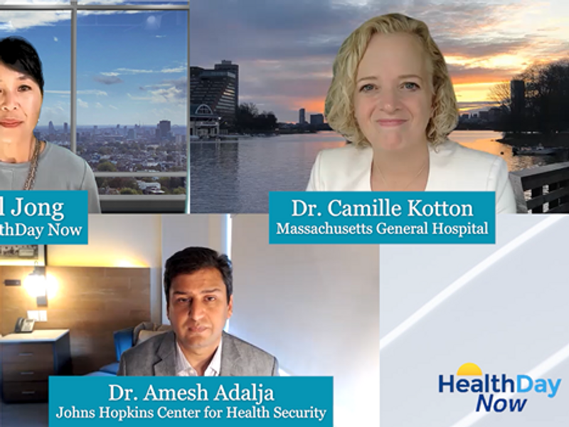 HealthDay Now: Where Are COVID Booster Shots Needed Most?