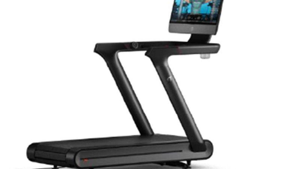 Peloton Interactive Treadmill